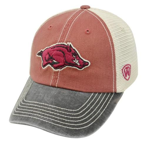 Men's Offroad Arkansas Razorback Trucker Hat