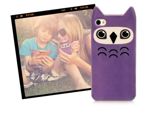 {Case for a Cause} iPhone cases of animals that are endangered - this one is for the Blakiston's Fish Owl