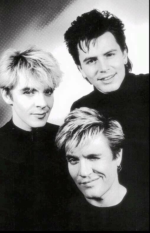 Duran Duran / Nick Rhodes John Taylor Roger Taylor Simon Le Bon