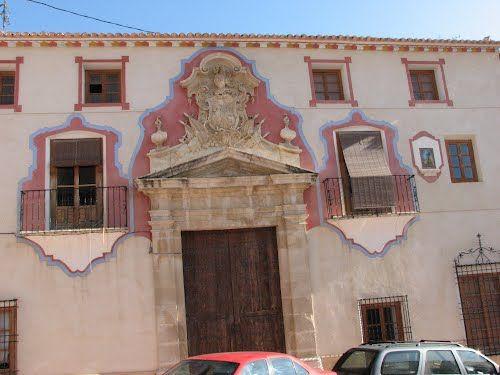 Grand House, Abanilla