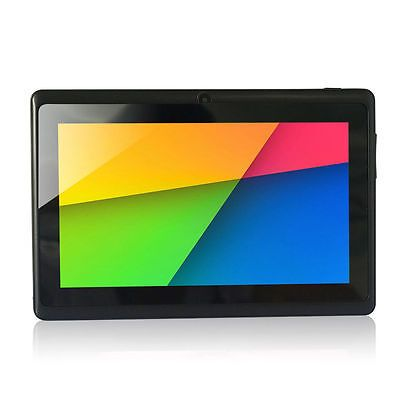 Black 7inch Tablet PC Unlocked Andriod 4.4 Kit Quad Core 8G WIFI Dual Camera https://t.co/mT8ucsx1rA https://t.co/yYtoz51R4d
