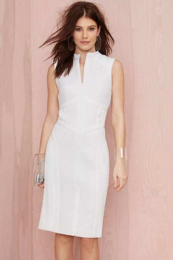 white day dress  Outfits  Pinterest  Day dresses White day and ...