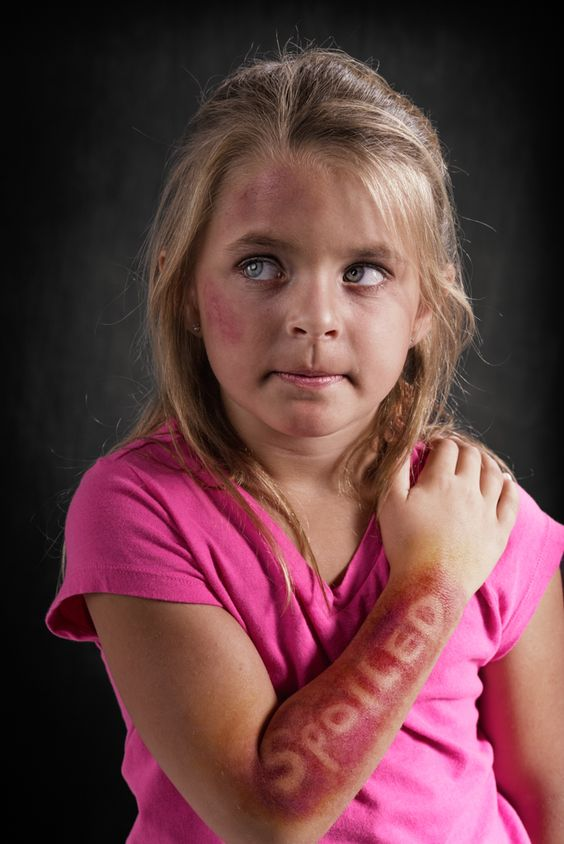Weapon Of Choice Project See More At Http - Extremely powerful photo project shows effects verbal abuse