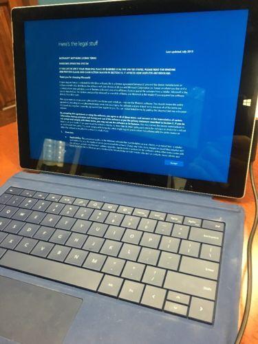Microsoft Surface Pro 3 256GB Wi-Fi 12.3in - Silver (Intel Core i7 - 8 GB RAM) https://t.co/JBaQxQWcr9 https://t.co/XPjFTv6kbX