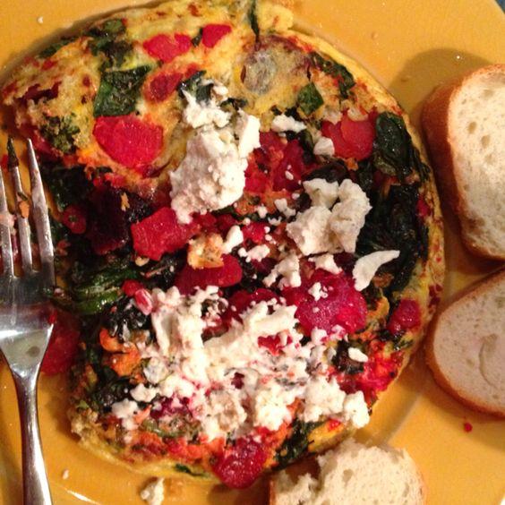 A beautiful breakfast