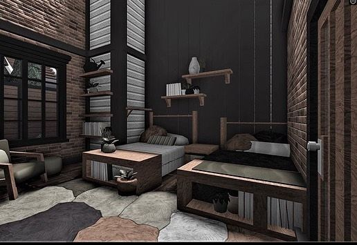 Twin bedroom ideas bloxburg