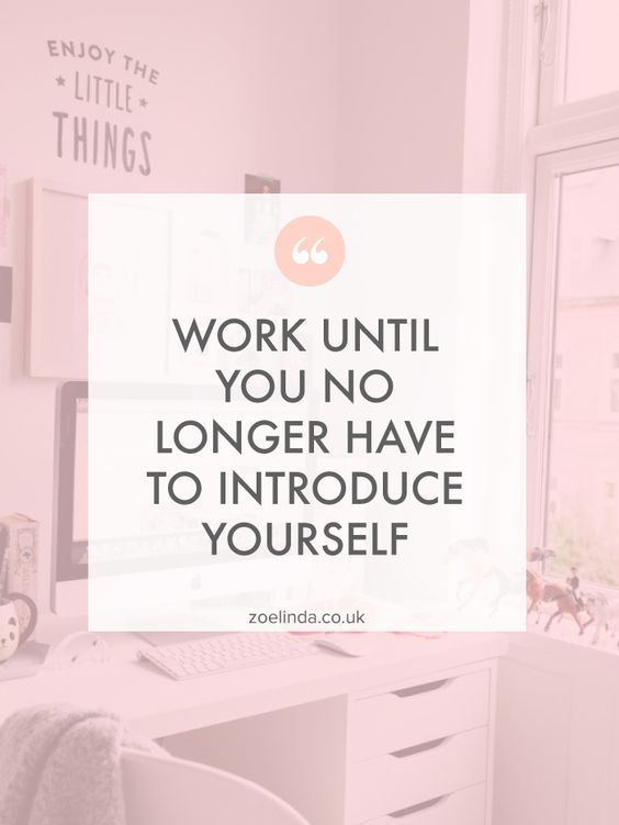 Love this quote! It's so motivational and gives me so much strength + inspiration. I'm ready for success!
