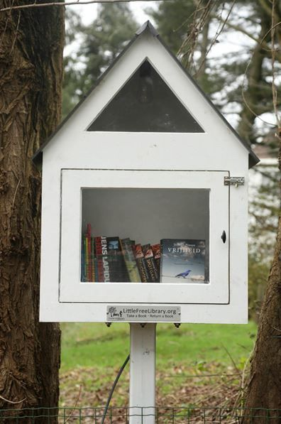 Little Free Library Eeklo