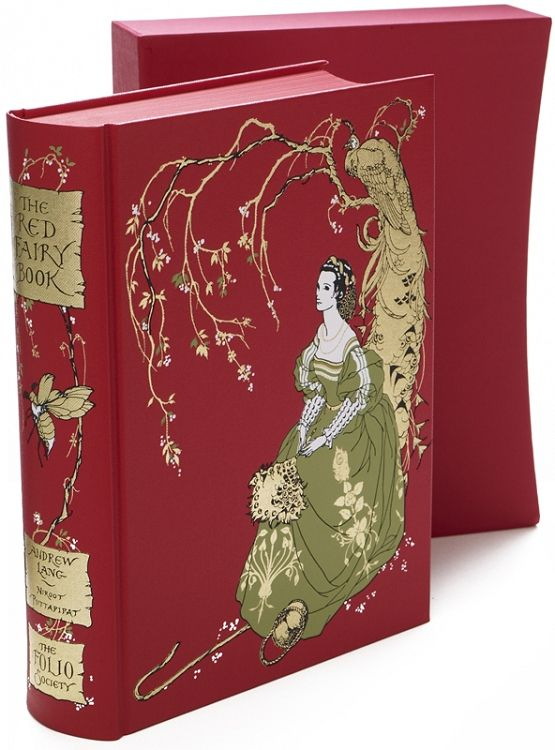 The Red Fairy Book, by Andrew Lang