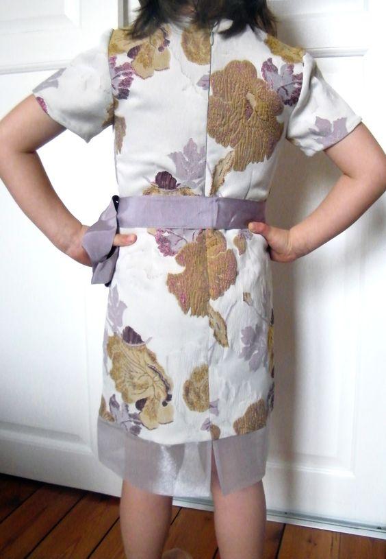 Adelaide silk dress, € 140