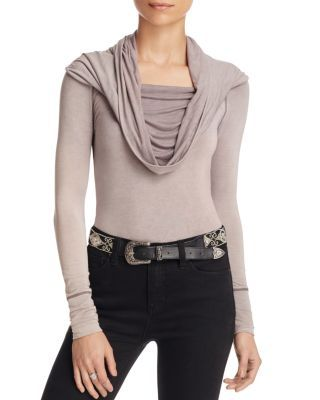 FREE PEOPLE Neck Top. #freepeople #cloth #top