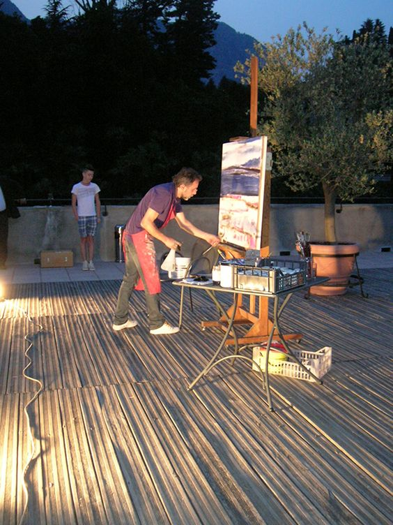live painting performance - Google Search
