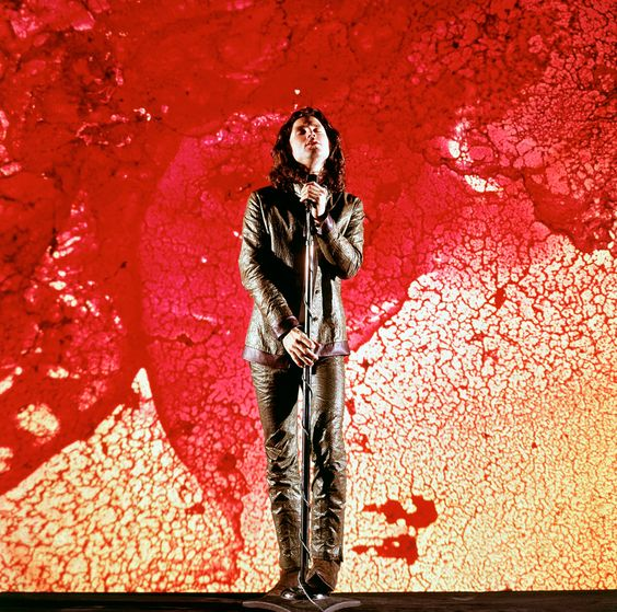 Jim Morrison, New York City, 1968