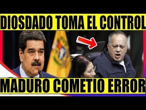 Urgente Compartir Diosdado Distanciado De Maduro Toma El Mando En Venezuela Youtube Venezuela Noticias Internacionales Y Youtube