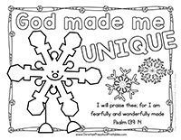 christmas bible coloring pages christmas bible coloring pages god made me