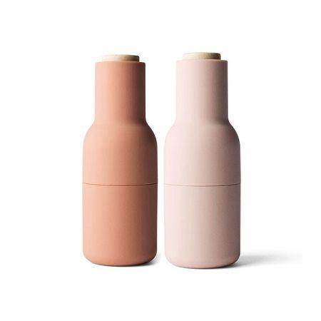 Bottle Grinder in Carbon and Ash by Menu 2 Pack