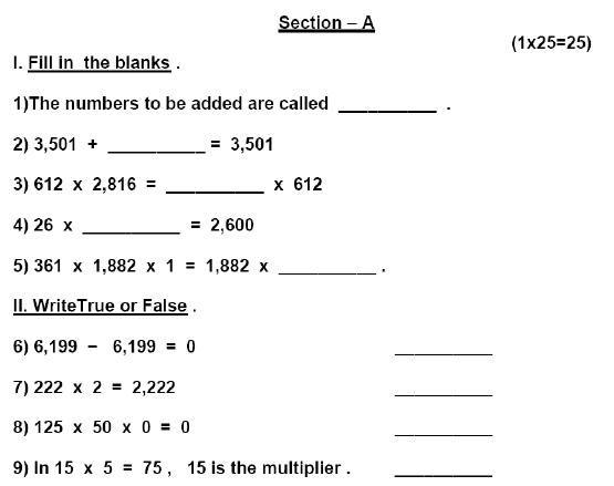 16 Grade 6 Math Worksheets Pdf Cbse Decimals worksheets for grade cbse