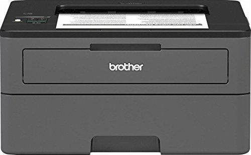 Compact Laser Printer Hl L2370dw Up To 36ppm Up To 2400 X 600 Dpi Wireless 802 1 Laser Printer Black And White Printer Printer