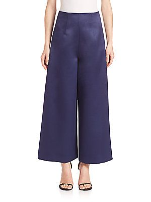 Solace London Gilmor Wide-Leg Pants