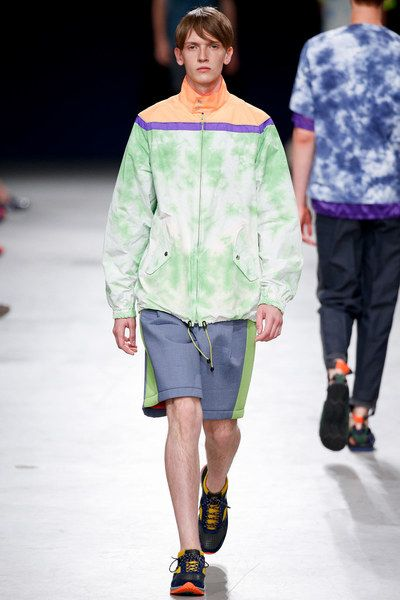 Kolor Spring 2015 Menswear Collection - Vogue