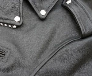 How to clean a leather coat / jacket at home. This article ...