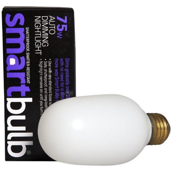 Smart Electric 300 Smart Style Light Bulb with Auto Dimming Nightlight