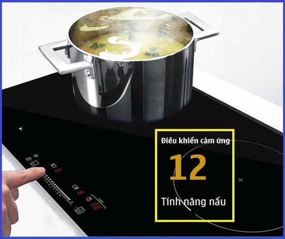 Bếp từ Munchen GM 2285 liệu có tốt so với mức giá 16,6 triệu