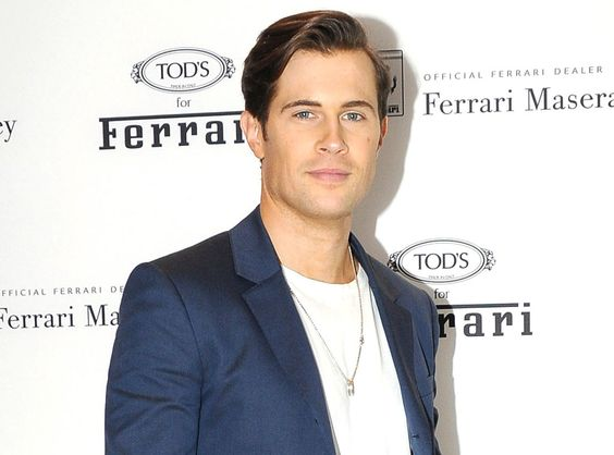 David Berry as Lord John Grey in Outlander. Pinned by: www.spinstersguide.com