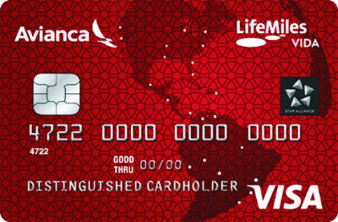 Avianca Vida Visa Credit Card Is Been Issued By Avianca And Its An