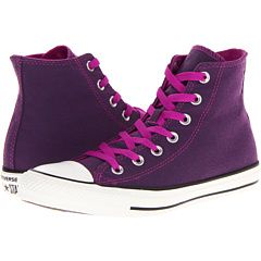 Converse Chuck Taylor® All Star® Dark Wash Neons Hi 9.5 for my orthotics