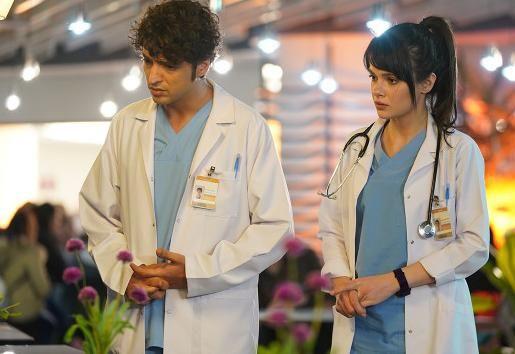 الطبيب المعجزة الحلقة 29 مترجمة قصة عشق Doctors Series Good Doctor Actors