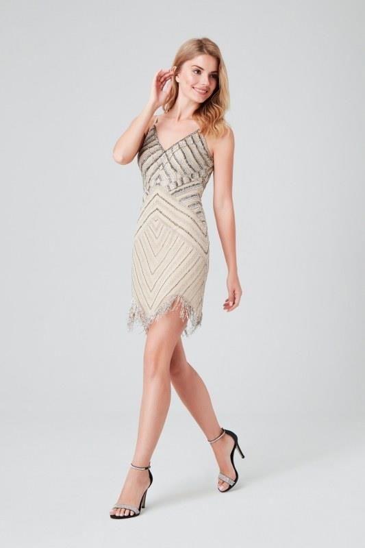 2020 Abiye Modelleri Unlu Markalarin Son Moda Gece Elbiseleri Oleg Cassini Payet Elbise Elbise Elbise Modelleri