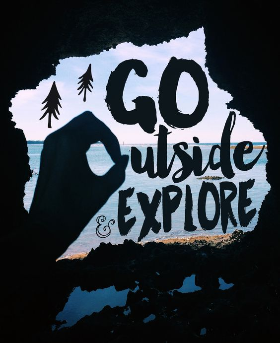 Go Outside & Explore // Travel Quote Phone Cases @seattlestravels http://seattlestravels.com/travel-quote-phone-cases/: