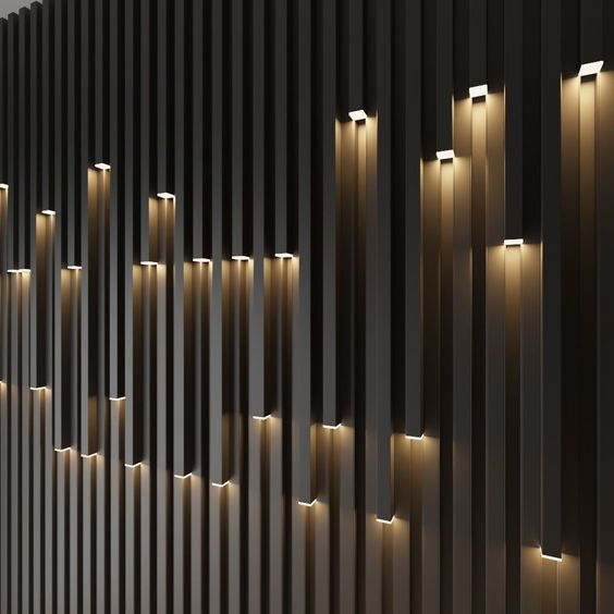 3D model wall decorative light | CGTrader
