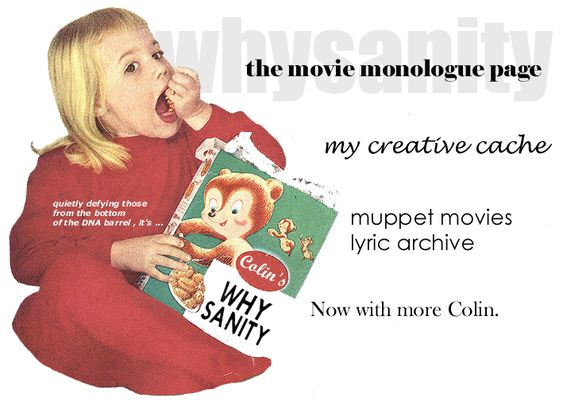 Movie monologues from thousands of hit films. Great for class!