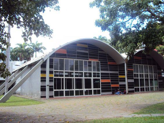 Bibilioteca Facultad de Ingeniería UCV