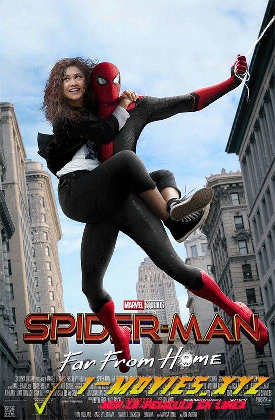 Ver Spider Man Lejos De Casa Película Completa En Español Latino Spiderman Movie Spiderman Man Movies