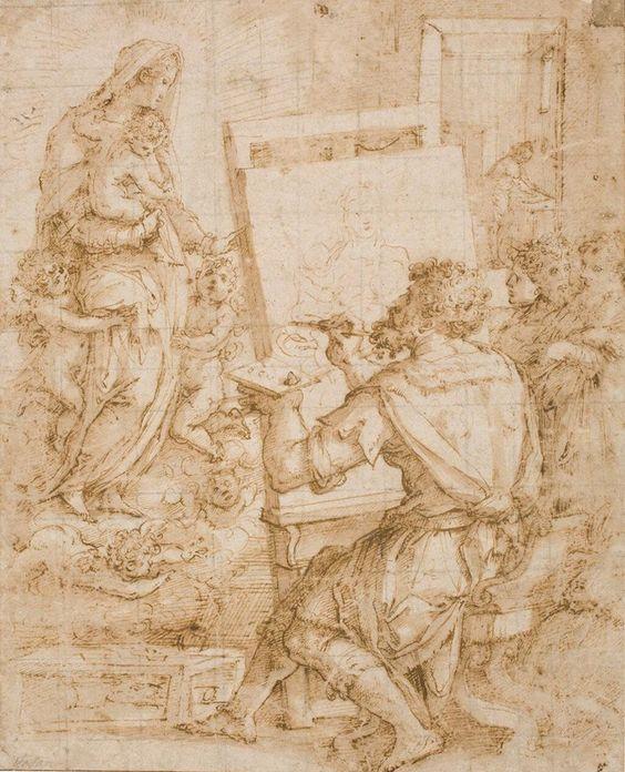 El artista Giorgio Vasari nace en 1511, considerado uno de los padres de la Historia del Arte por su libro 'Las vidas de los más excelentes pintores-escultores-arquitectos'