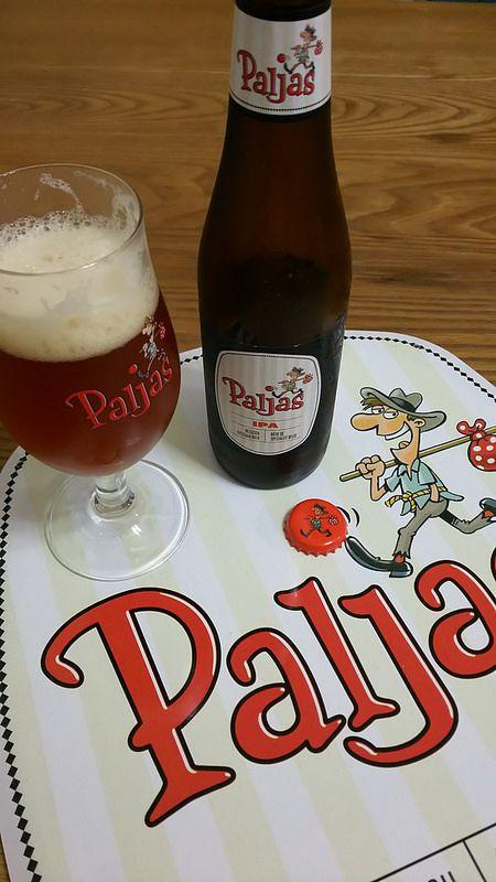 Paljas IPA Alc.6,0%Vol. e33cl  Brouwerij Henricus Baron de Maerelaan 185 ,B-8380 Brugge www.paljas-bier.be