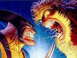 The Greatest Comic Book Battles #1: Wolverine vs. Sabretooth - probably the most hyped and anticipated face-offs of all time whenever a story of the two is introduced in comics to the big screen.
