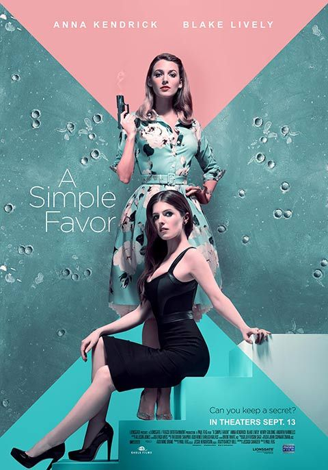A Simple Favor Streaming : simple, favor, streaming, Movies, Online,, Online, Free,, Streaming