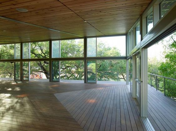 Houston Glass Walls And Decks On Pinterest