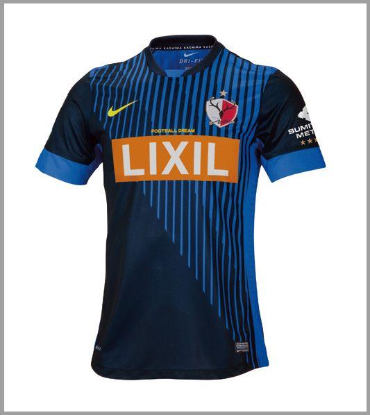Kashima Antlers FC - 2012  Uniform(A)