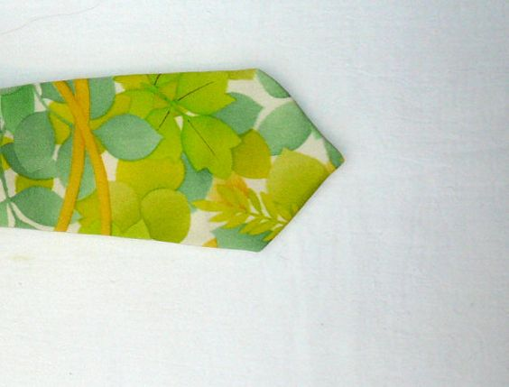 exclsuive mens tie handmade by strombolitwo from upcycled kimono silk