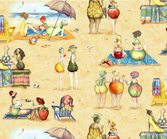 Fruit Ladies by Mary Stewart