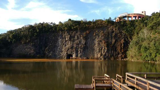Parque Tanguá Curitiba Paraná Brasil
