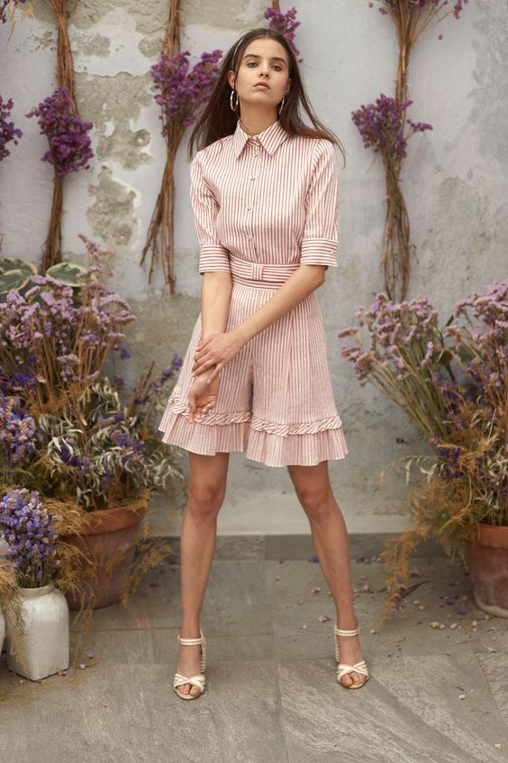 Luisa Beccaria Resort 2019 Collection - Vogue