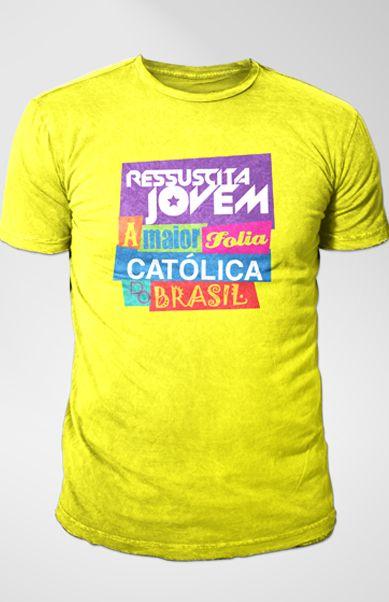 Camisa - Ressuscita Jovem