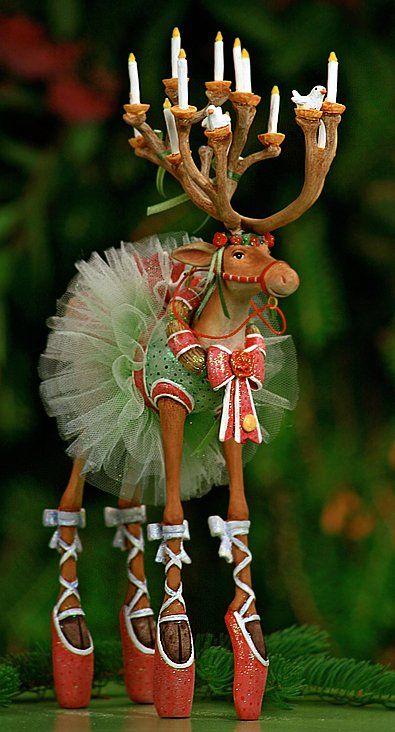 Dancer Reindeer ~