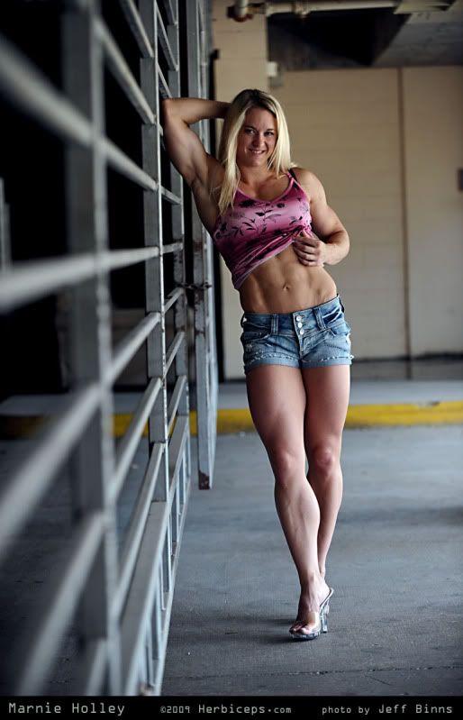 Muscular Women In The World 34